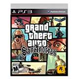 Grand Theft Auto San Andreas - PlayStation 3