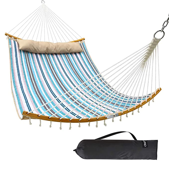Ohuhu Double Hammock - Best for Family Use