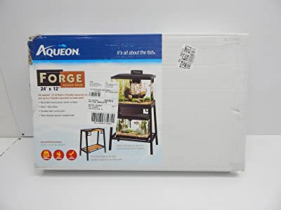 Aqueon Forge Fish Tank Stand