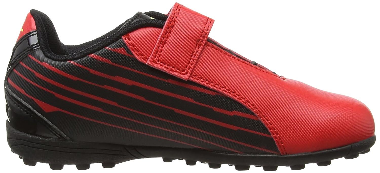 Gola Jungen Axis VX Fußballschuhe, Rot (Red/Black), 36