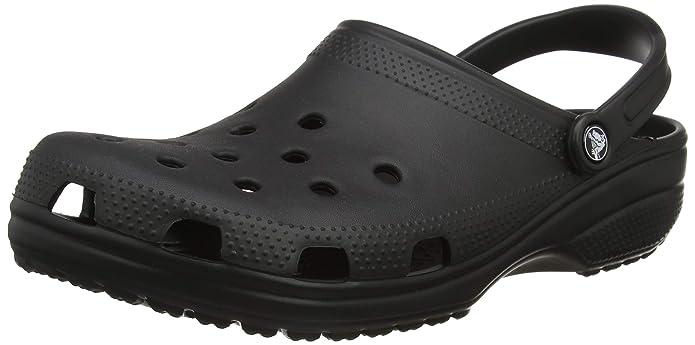 舒适的Crocs休闲鞋,男人和小孩的最爱