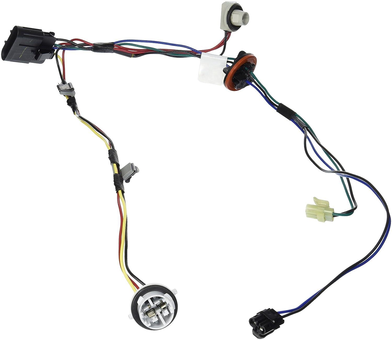 Genuine Gm 25842432 Headlamp Wiring Harness Automotive High Beam Headlight