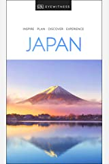 DK Eyewitness Japan (Travel Guide) Kindle Edition