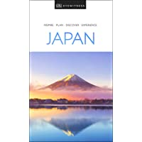 DK Eyewitness Japan (Travel Guide)