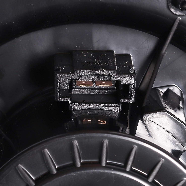 6Q1820015 Innenraumgebl/äse Elektromotor Heizung Hei/ßluftmotor Fan Engine K/ühlerl/üfter Motork/ühler L/üfter K/ühler L/üfterrad Elektrol/üfter Gebl/äsemotor Ventilator L/üftermotor K/ühlerventilator
