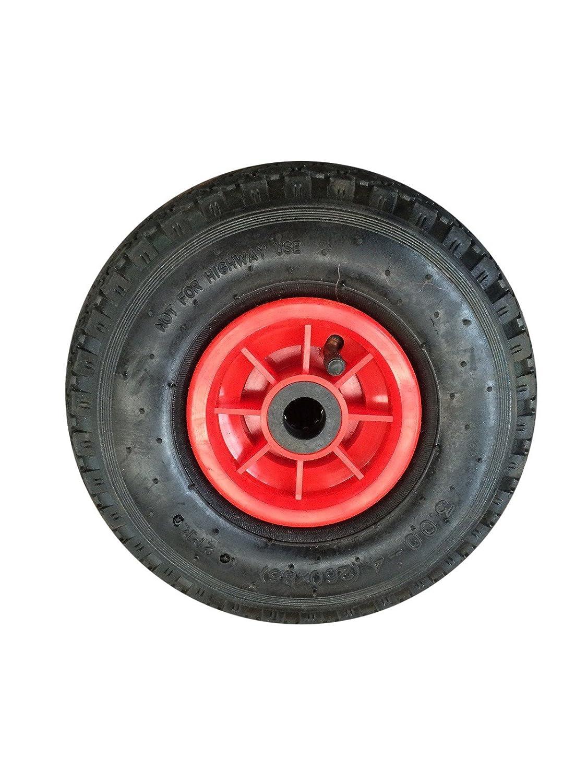 hexoutils rueda hinchable (diámetro de 260 mm, para ...