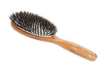 Amazon.com: Brush – Cepillo grande ovalado Cojín Estilo 100 ...