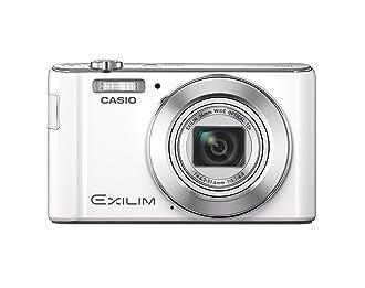 CASIO デジタルカメラ EXILIM EX-ZS190WE