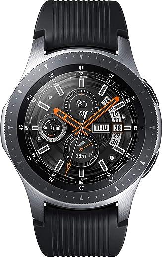 Samsung Galaxy Watch (Bluetooth + LTE, 46 mm) - Silver