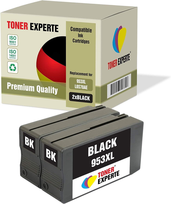 Pack de 5 XL TONER EXPERTE® Compatibles con HP 953 953XL Cartuchos ...