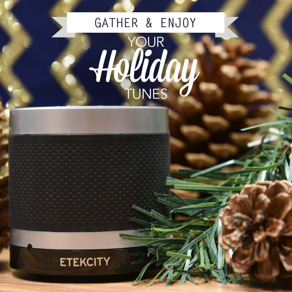 Etekcity Roverbeats T3 Ultra Portable Bluetooth Speaker 10w Mini Audio Amplifier Electronic Circuit Diagram With High Def Sound Csr 40 Perfect Wireless For Home Outdoors Travel