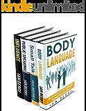 Communication: 4 Manuscripts - Body Language, Small Talk, Public Speaking, Influence (Communication Tools, Communication Skills, Communication For Beginners, ... Small Talk, Influence Book 3)