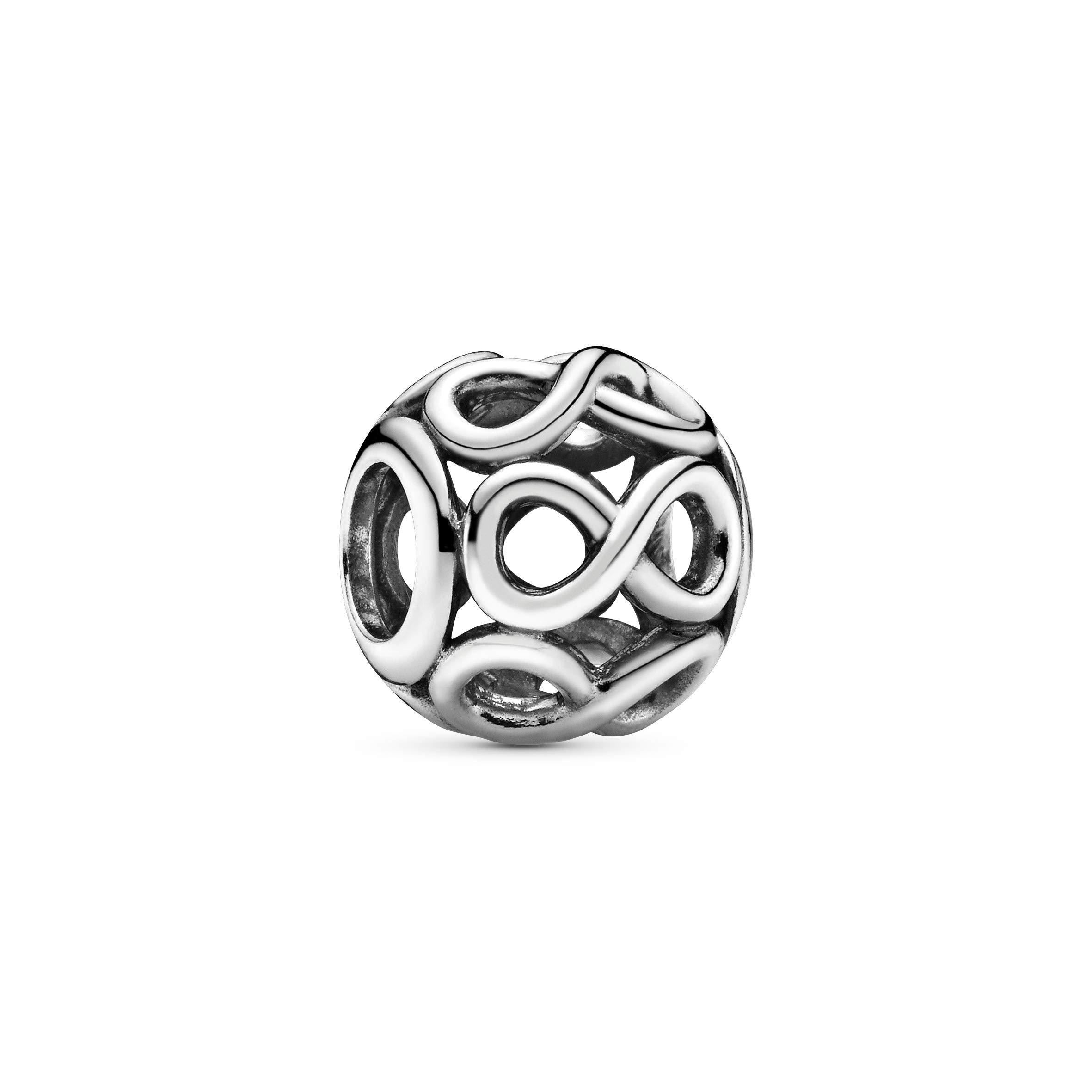 Pandora Jewelry Infinite Shine Sterling Silver Charm