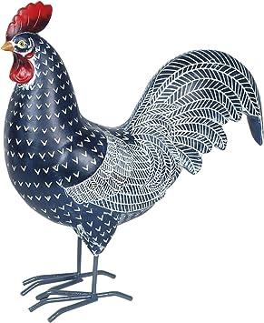 Vidal Regalos Figurine d/écorative Poule en Resine 35 cm