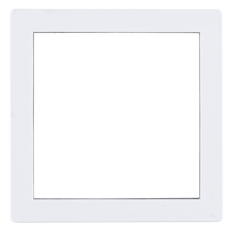 Gepe 452601 6 x 6cm Medium Format Anti-Newton Glass Slide Mount, 20 Pack (White)
