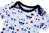 Mothernest Baby Boys' Bodysuits Cotton Long Sleeve