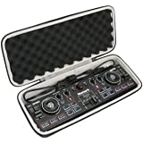 Khanka Hard Travel Case Replacement for Numark DJ2GO2 Touch Pocket DJ Controller