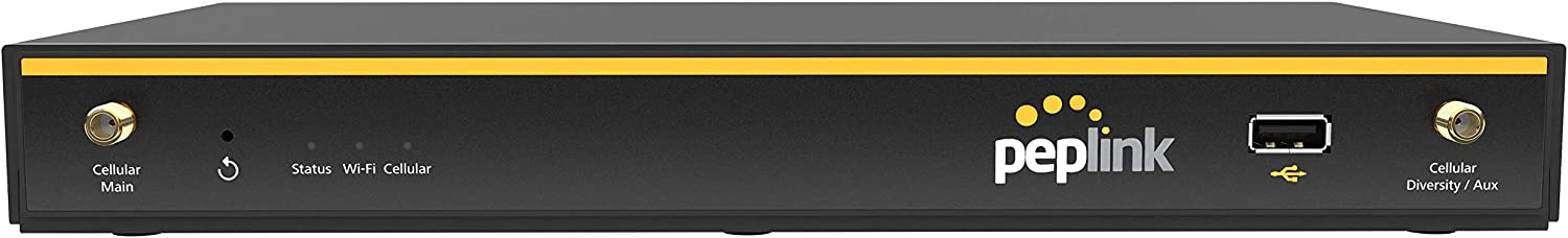 Peplink Balance 20X | Futureproof SD-WAN [CAT 4] Router for Small Business and Branches | BPL-021X-LTE-US-T-PRM