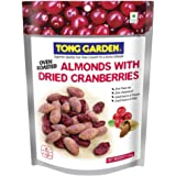 Tong Garden Almonds with Dried Cranberries, 140g
