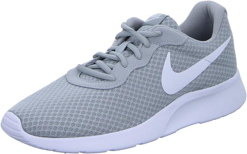robo Discriminar Favor  Nike Tenis Tanjun - 812654010 - Gris - Hombre - Gris - 28: Amazon.com.mx:  Ropa, Zapatos y Accesorios