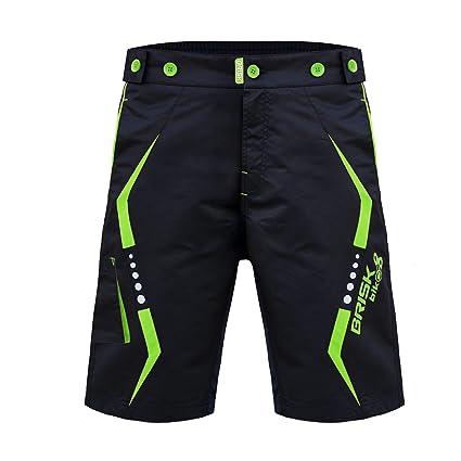 Brisk Bike MTB Shorts Model 4: Amazon.es: Deportes y aire libre