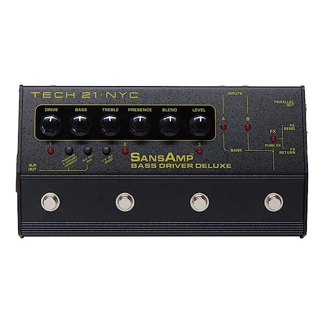 リンク:SANS AMP BASS DRIVER DELUXE