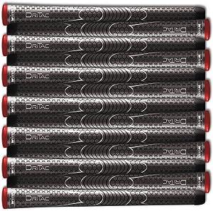 Winn Set of 9 or 13 DriTac Standard AVS Dark Gray Dri-Tac! 5DT-DG