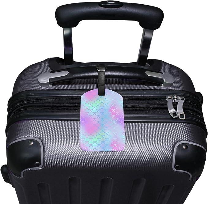 Saobao Travel Luggage Tag Sleeping Koala Cap PU Leather Baggage Suitcase Travel ID Bag Tag 1Pcs