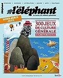 L'éléphant Hors-série-jeux 2015