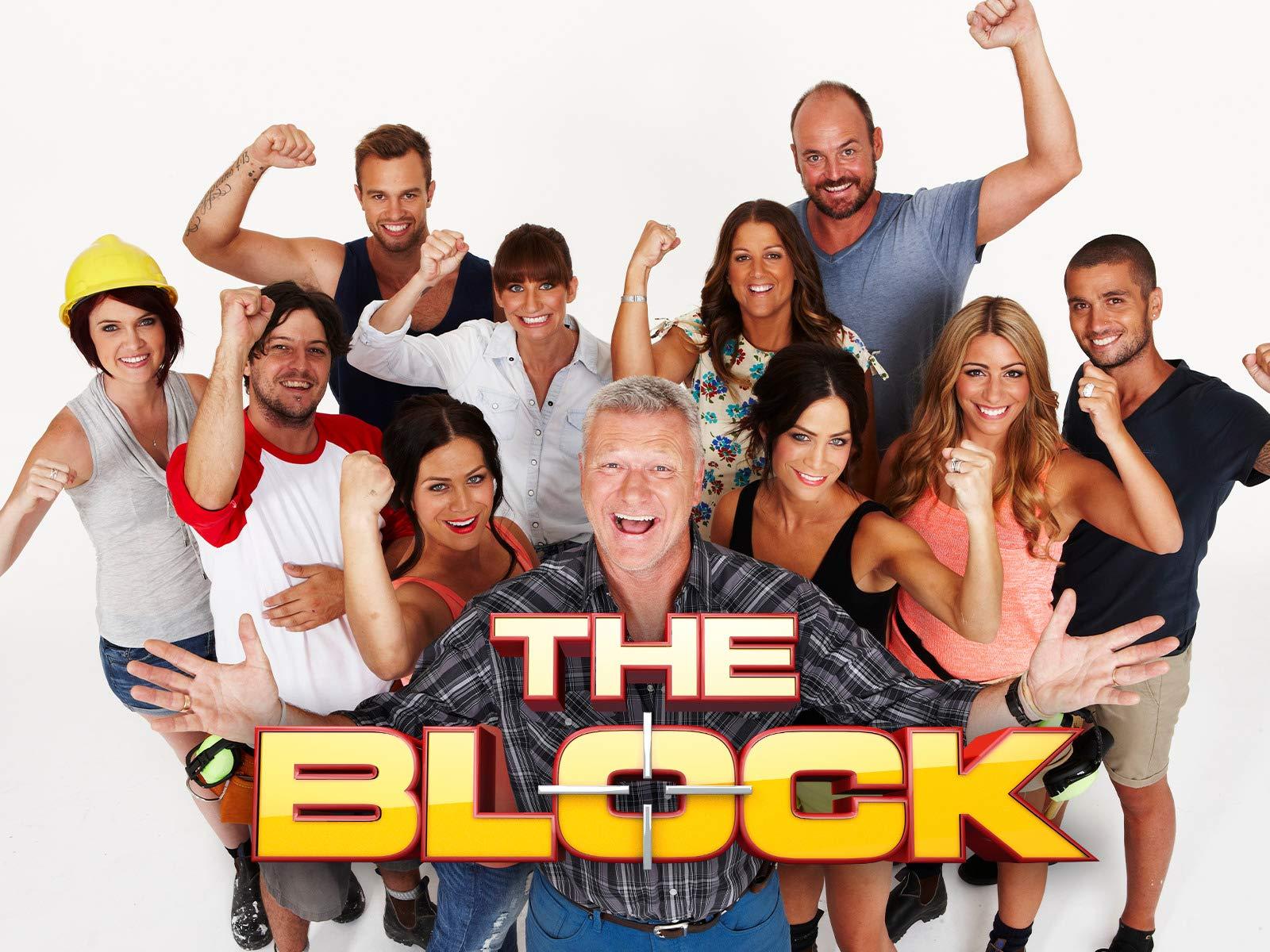 The Block on Amazon Prime Video UK