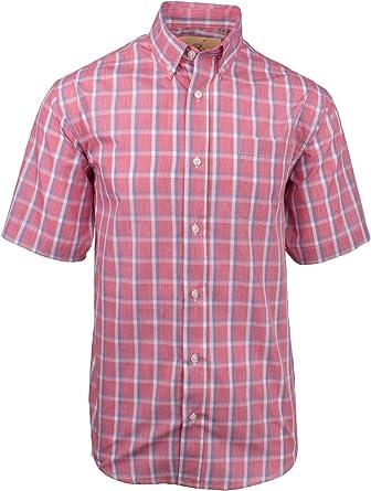 Fenside Country Clothing - Camisa casual - para hombre Rojo ...