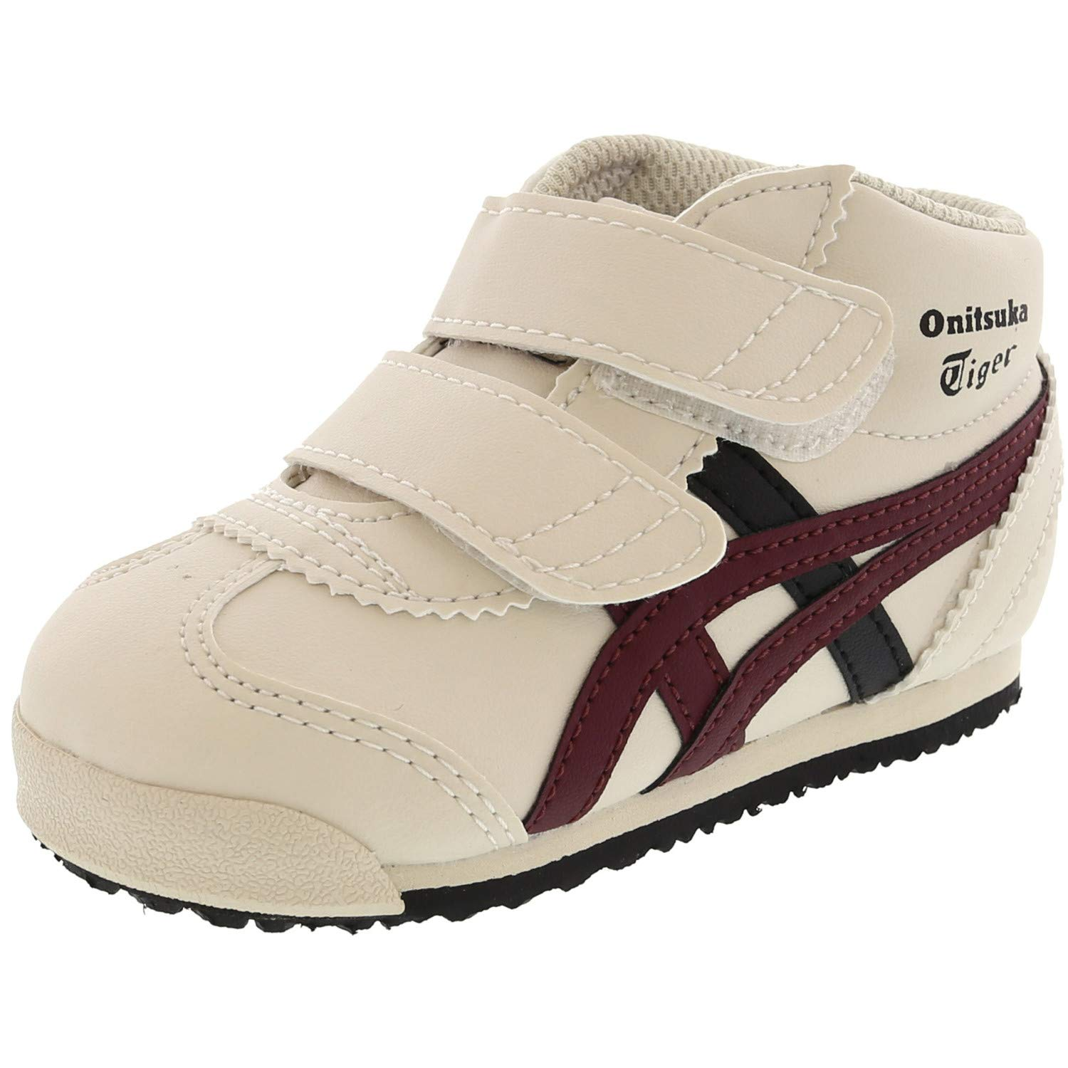 competitive price 99ffe c9066 Amazon.com   Onitsuka Tiger Mexico Mid Runner Ts Ankle-High ...