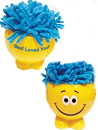 God Loves You - Microfiber Screen Cleaner - Pack of Two