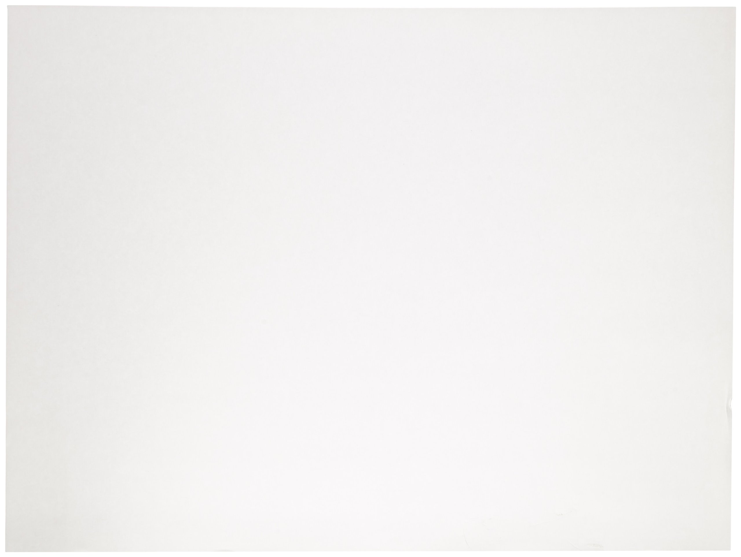 Sax Sulphite Drawing Paper, 80 lb, 18 x 24 Inches, Extra-White, Pack of 500 by Sax