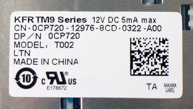 Amazon.com: New Genuine OEM Dell Laptop Keyboard Latitude E5400 E5410 E5500 E5510 E5300 E5310 Latin Spanish Teclado CP720 Replacement Keypad Key Espanol: ...