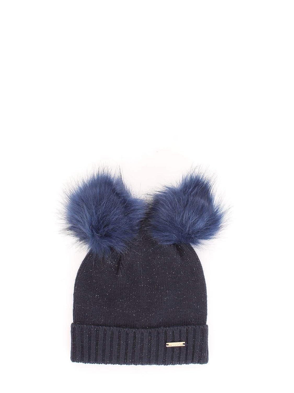 Liu Jo Bambina K69031 MA01J Blu Cappello Inverno