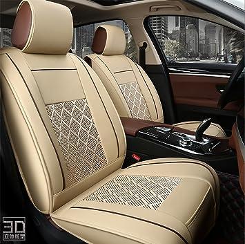 Amazon.com: bmdha fundas de asiento de coche (delantera + ...