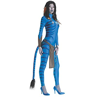 Adult Avatar Neytiri Fancy dress costume: Juguetes y juegos