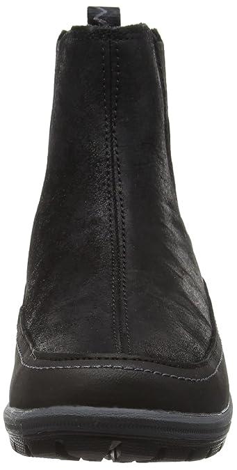Merrell Emery Ankle - Botines para mujer, color negro, talla 39 EU: Amazon.es: Zapatos y complementos