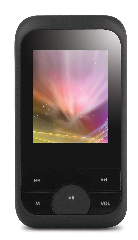 sylvania smpk4038b silver 4 gb video mp3 player with full color rh amazon ca