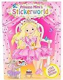 My Style Princess - Album Stickers Enfant Mimi Princesse - Neuf