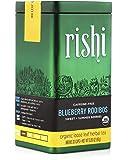 Rishi Tea Blueberry Rooibos Loose Leaf Herbal Tea   Immune Support, USDA Certified Organic, Caffeine-Free, Antioxidants…