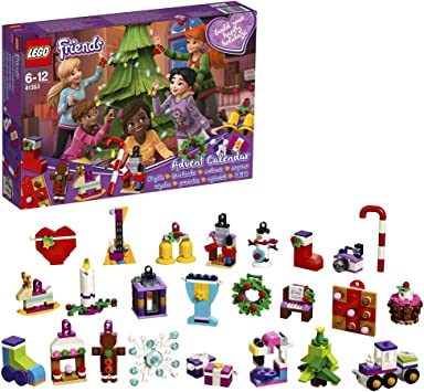 Amazon.com: LEGO Friends 2018 Advent Calendar 41353: Toys & Games