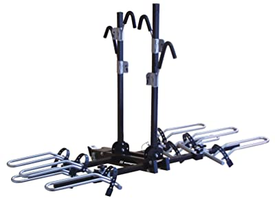 Swagman XTC-4 Cross-Country 4-Bike Hitch Mount Rack