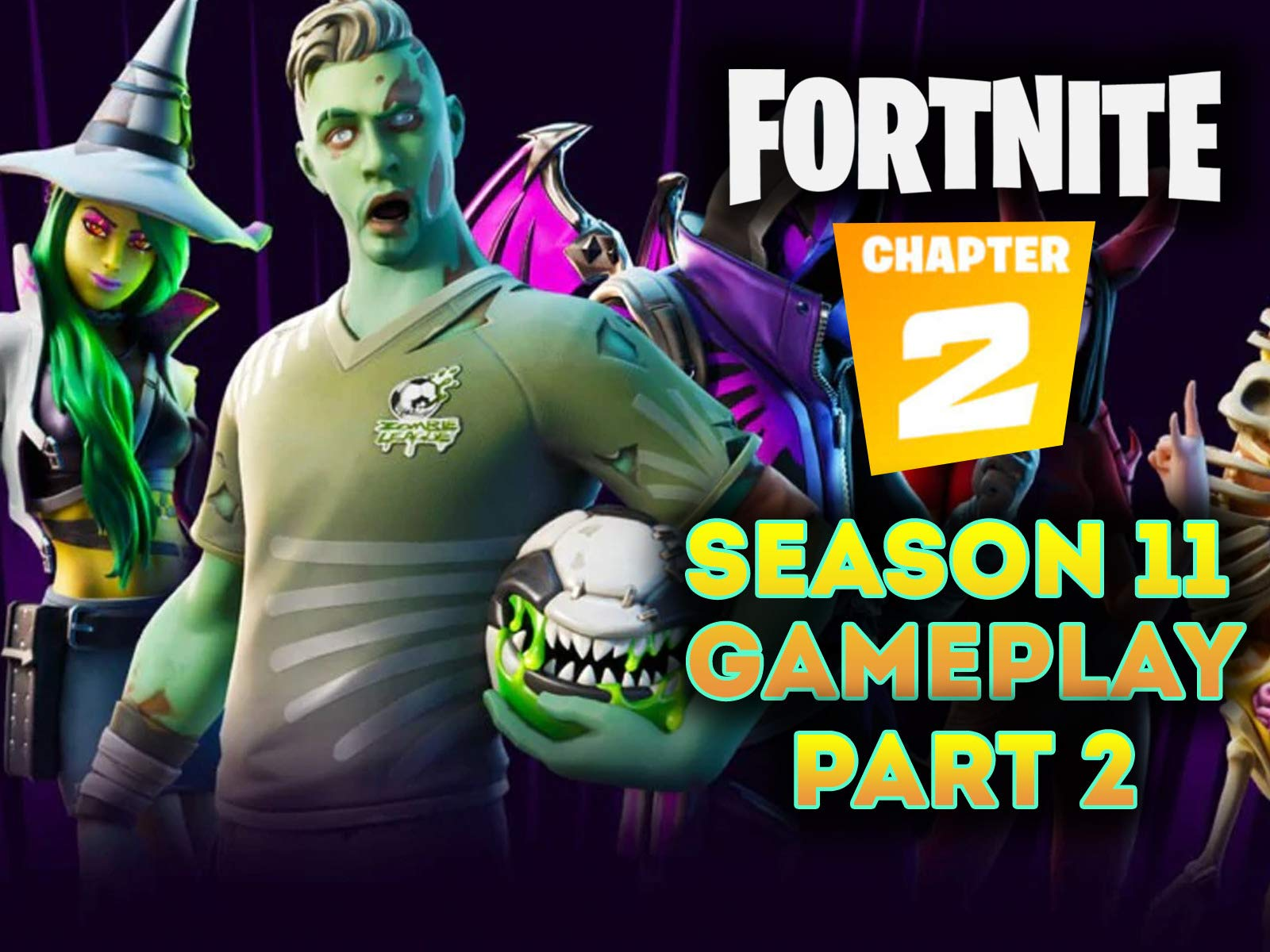 Watch Clip Fortnite Chapter 2 Season 11 Gameplay Part 2 Prime Video