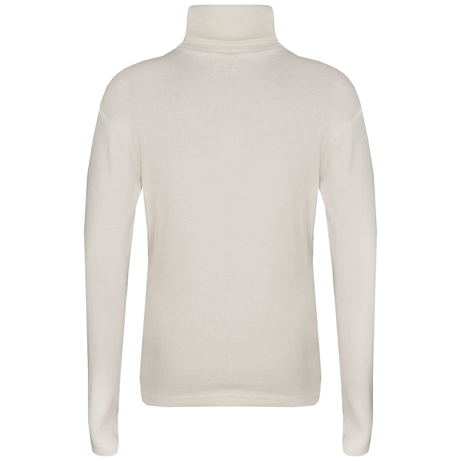 A2Z 4 Kids/® Kids Girls Polo Neck T Shirt Top Designers Thick Cotton Turtleneck Fashion Long Sleeves Tops New Age 2 3 4 5 6 7 8 9 10 11 12 13 Years