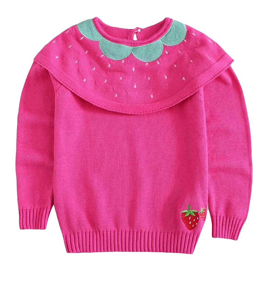JuJuTa Girl Poncho Knit Vogue Embroideried Pullover Sweaters