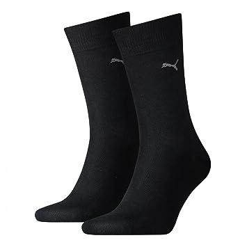 7218a8c809 Puma Classic Casual Business – Lot de 4 paires de chaussettes Homme - Noir  - 39