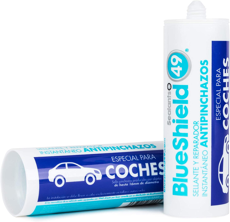 Blueshield 49 ® Sealants - Líquido antipinchazos reparador ...