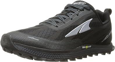 Zapatillas de correr para hombre, de la marca Altra, color negro/amarillo, número 40, color Negro, talla 47 EU (13 UK): Amazon.es: Zapatos y complementos